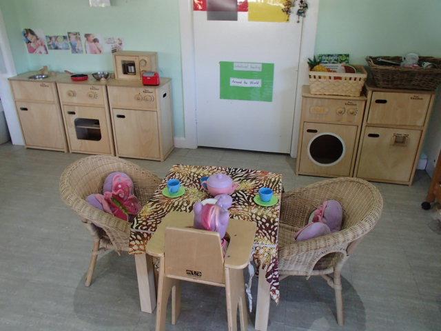 Acorn room